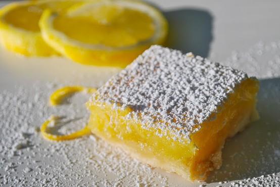 Reduced-Fat Lemon Squares Recipes — Dishmaps